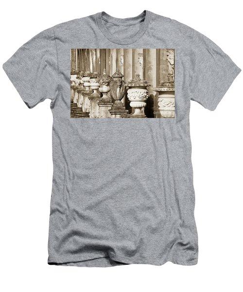 Ornate Garden Urns. Men's T-Shirt (Athletic Fit)