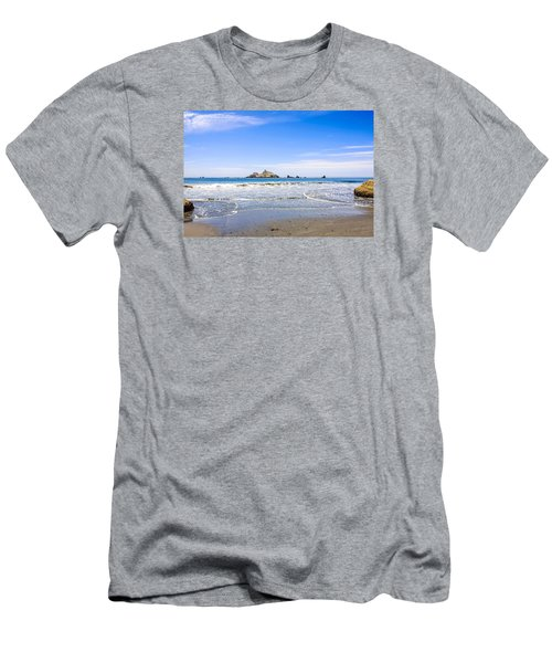 Pacific Coast California Men's T-Shirt (Athletic Fit)