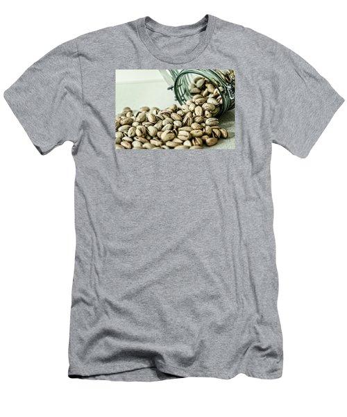 Pistachio Men's T-Shirt (Athletic Fit)