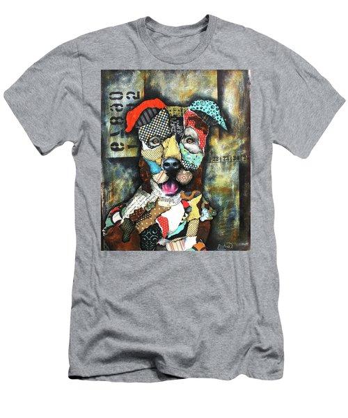 Pit Bull Men's T-Shirt (Athletic Fit)