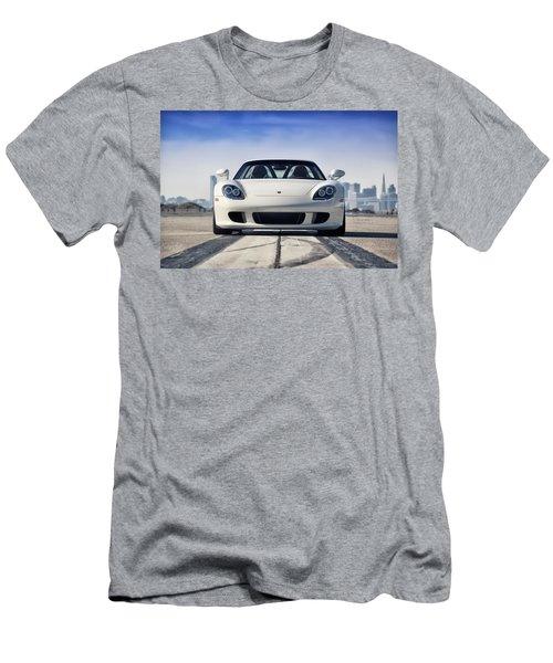 #porsche #carreragt Men's T-Shirt (Athletic Fit)