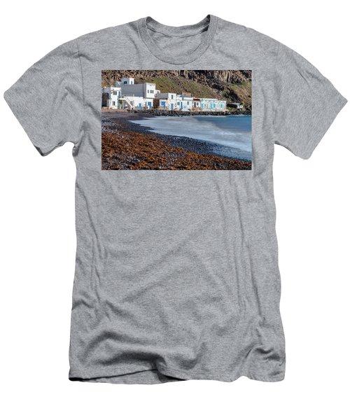 Pozo Negro - Fuerteventura Men's T-Shirt (Athletic Fit)