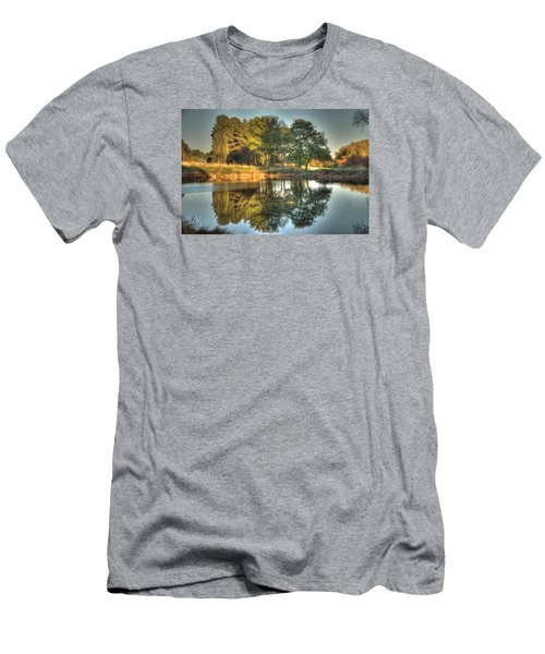 Reflections At Sunset Men's T-Shirt (Athletic Fit)