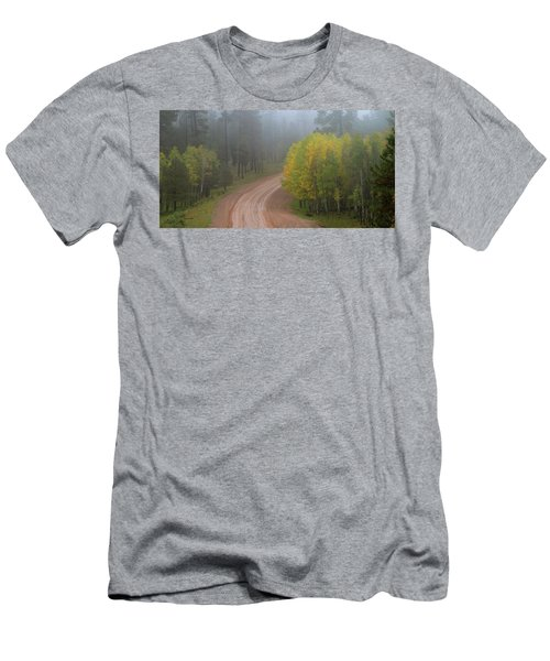 Rim Road Men's T-Shirt (Athletic Fit)