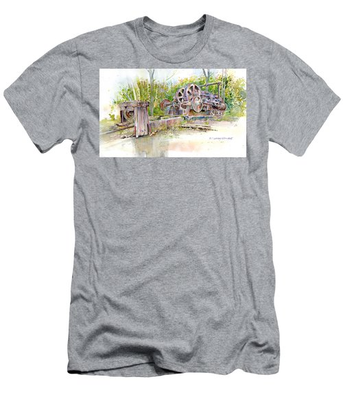 Rusting Relic Men's T-Shirt (Athletic Fit)