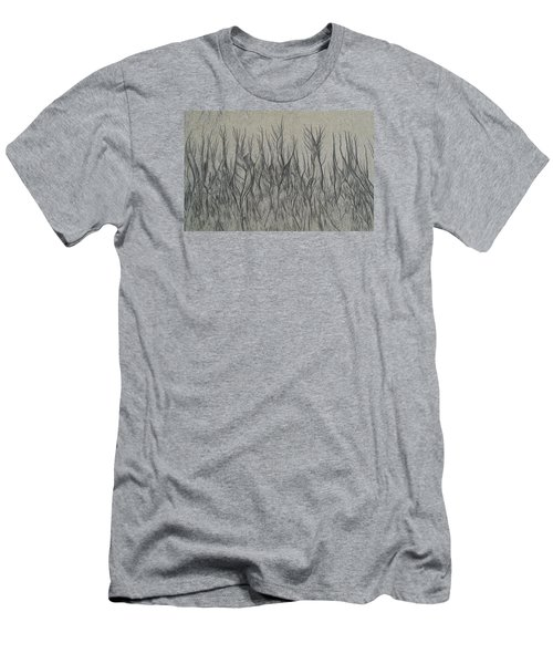 Sand Reels Men's T-Shirt (Athletic Fit)