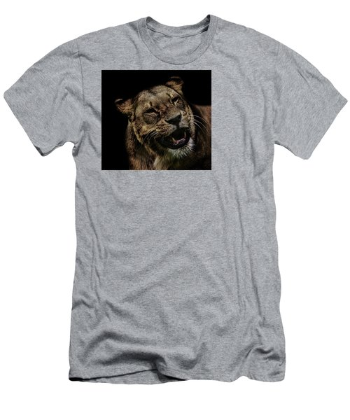 Smile Men's T-Shirt (Slim Fit) by Martin Newman