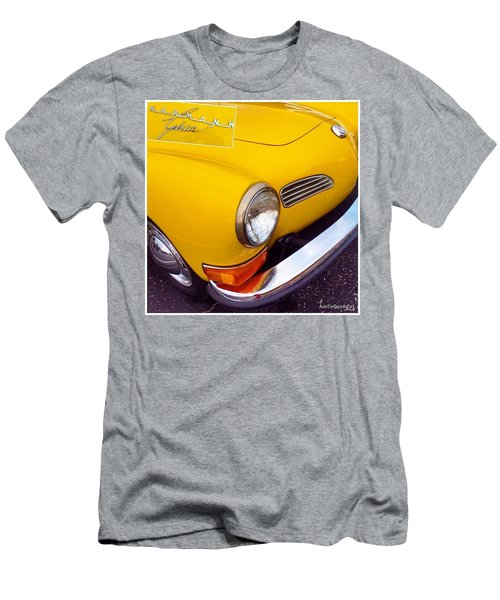 Spotted This #car Today While Men's T-Shirt (Athletic Fit)