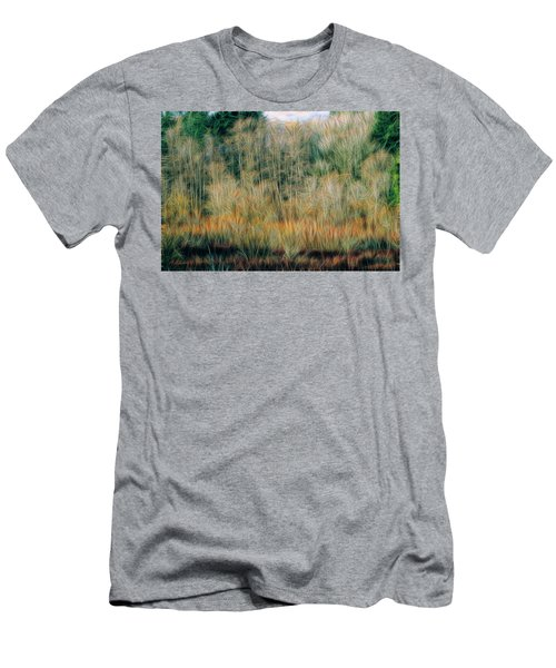 Spring Forest Men's T-Shirt (Athletic Fit)