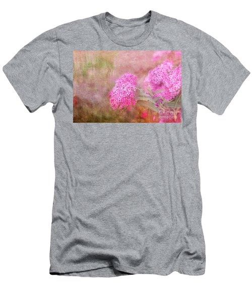 Men's T-Shirt (Slim Fit) featuring the photograph Springtime by Betty LaRue