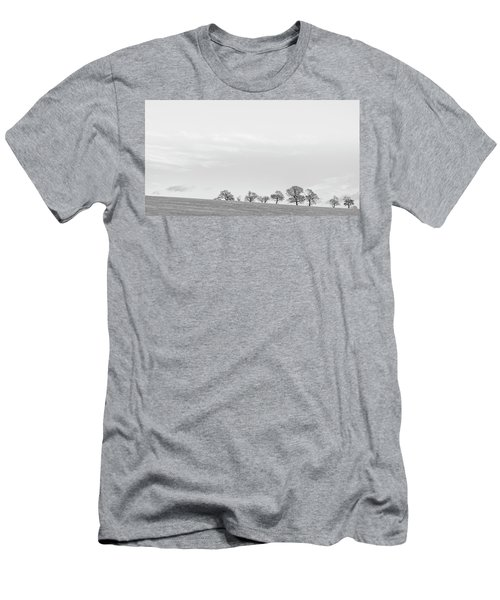 Men's T-Shirt (Athletic Fit) featuring the photograph Standing Proudly by Jeremy Lavender Photography