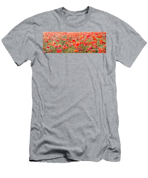 Summer Poetry Men's T-Shirt (Athletic Fit)
