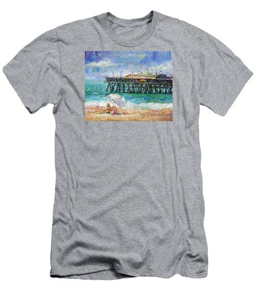 Summer Sun Men's T-Shirt (Athletic Fit)