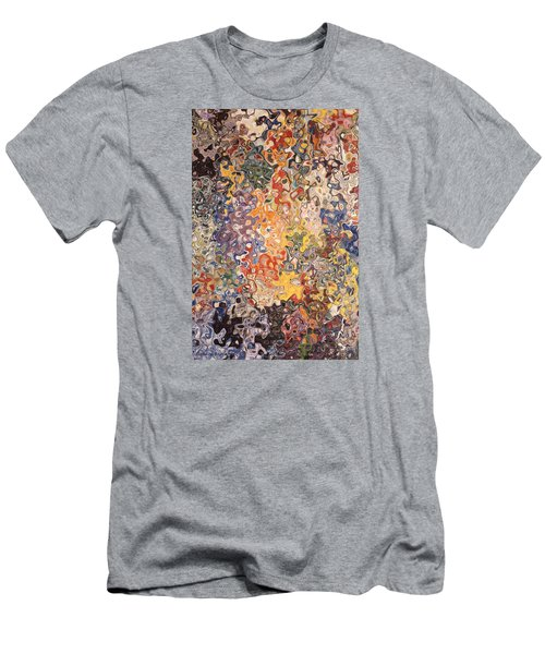 Swirling Around In Muck Men's T-Shirt (Athletic Fit)