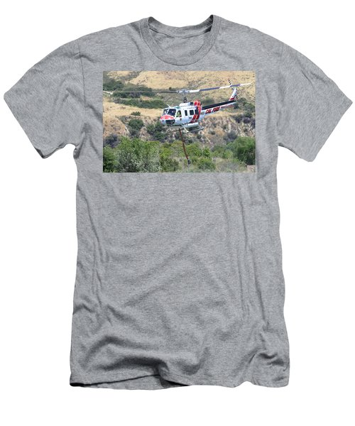 Taking Off Men's T-Shirt (Slim Fit) by Shoal Hollingsworth