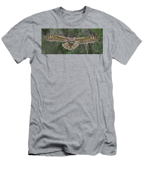 The Approach. Men's T-Shirt (Athletic Fit)