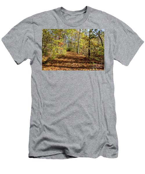 The Outlet Trail Men's T-Shirt (Slim Fit) by William Norton