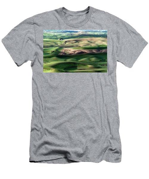The Palouse Men's T-Shirt (Athletic Fit)