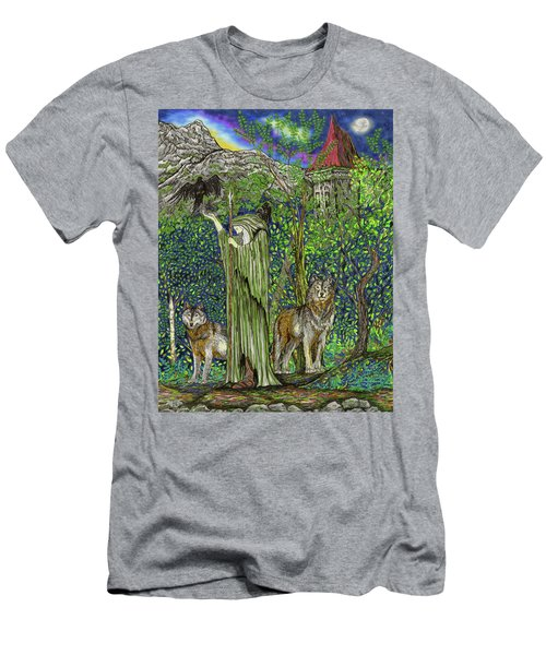 The Wanderer Men's T-Shirt (Athletic Fit)