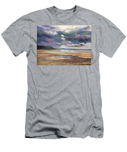 Tide's Retreat Men's T-Shirt (Athletic Fit)