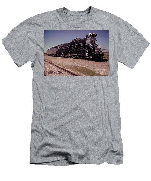 Train Engine #2732 Men's T-Shirt (Athletic Fit)