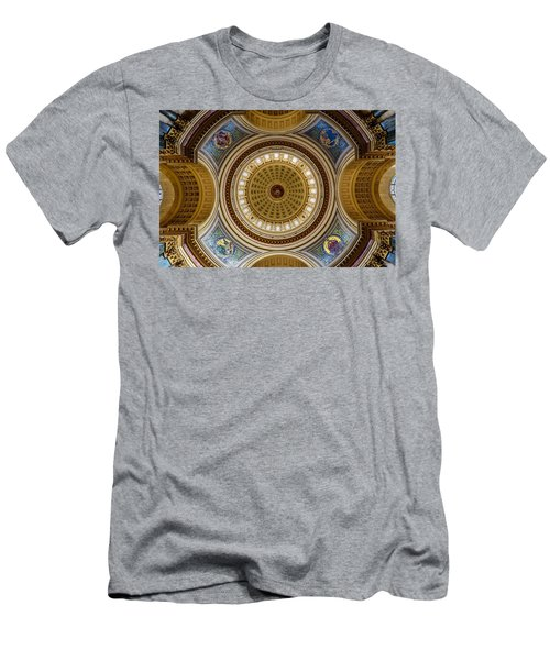 Under The Dome Men's T-Shirt (Athletic Fit)