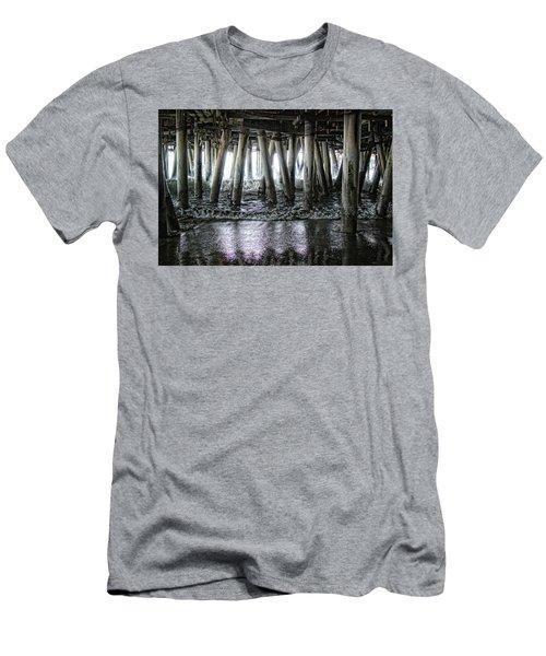 Under The Pier 2 Men's T-Shirt (Athletic Fit)
