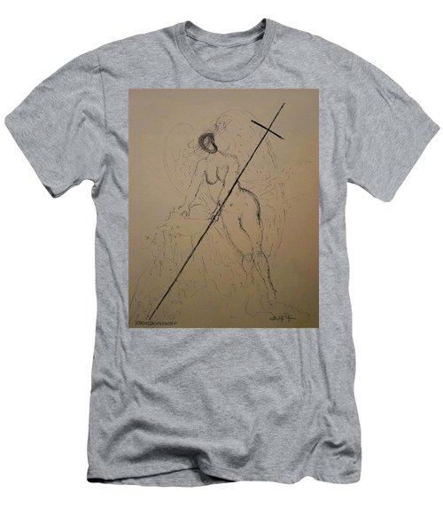 Unveiled Beauty Men's T-Shirt (Athletic Fit)