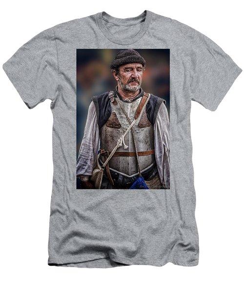 Vigilant Men's T-Shirt (Athletic Fit)