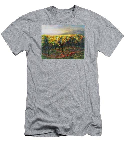 Vineyard Glow Men's T-Shirt (Athletic Fit)
