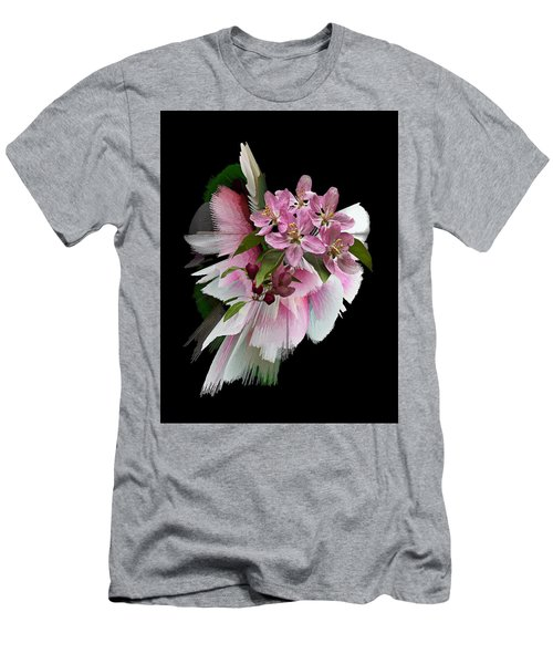 Men's T-Shirt (Slim Fit) featuring the photograph Waiting For Spring by Judy Johnson