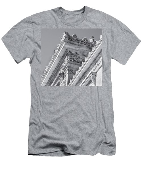 Washington Dc Architecture Men's T-Shirt (Athletic Fit)