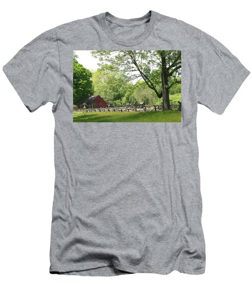 Wick Farm At Jockey Hollow Men's T-Shirt (Athletic Fit)
