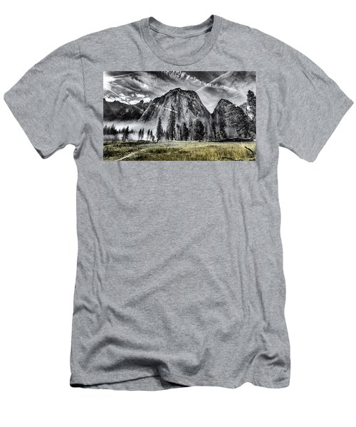 Yosemite Dawn Men's T-Shirt (Athletic Fit)