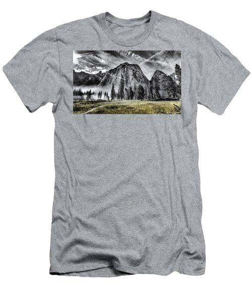 Yosemite Dawn Men's T-Shirt (Athletic Fit)