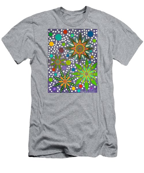 Ayahuasca Vision  Men's T-Shirt (Athletic Fit)