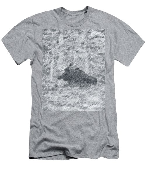 1000 Pounds Of Bull Men's T-Shirt (Athletic Fit)