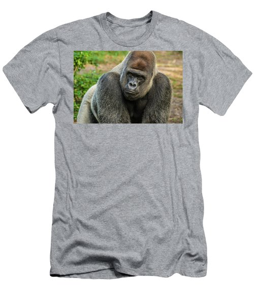 10898 Gorilla Men's T-Shirt (Athletic Fit)