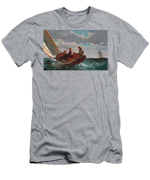 Breezing Up Men's T-Shirt (Athletic Fit)