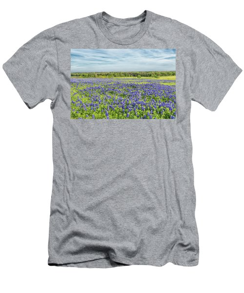 Texas Bluebonnets 11 Men's T-Shirt (Athletic Fit)