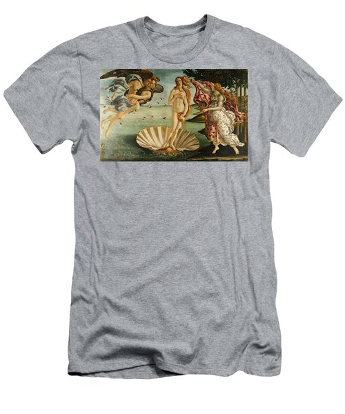 The Birth Of Venus Men's T-Shirt (Athletic Fit)