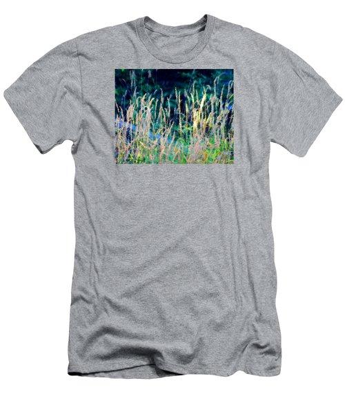 111 Men's T-Shirt (Slim Fit) by Timothy Bulone