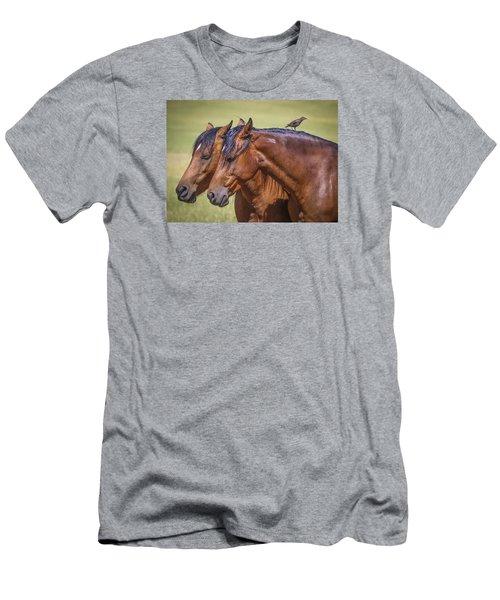 #1197 - Mortana Morgans Men's T-Shirt (Athletic Fit)