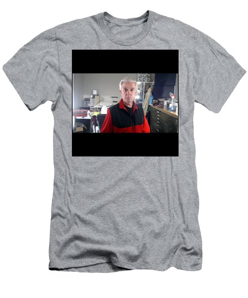 Men's T-Shirt (Athletic Fit) featuring the photograph . by James Lanigan Thompson MFA