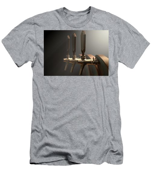 Beer Tap Men's T-Shirt (Athletic Fit)