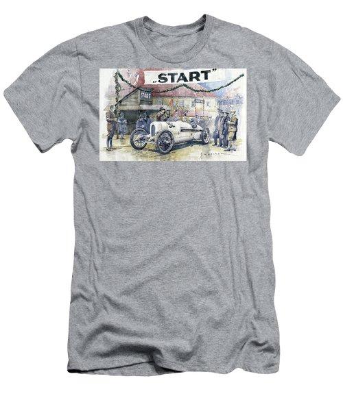 1924 Zbraslav-jiloviste Regularity Ride To The Top Start Walter W-0 Men's T-Shirt (Athletic Fit)
