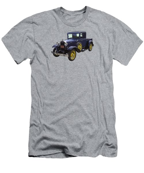 1930 - Model A Ford - Pickup Truck Men's T-Shirt (Athletic Fit)