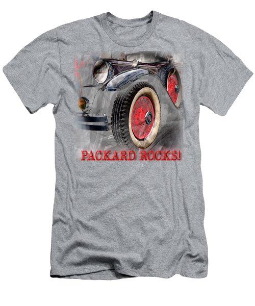 1930 Packard Men's T-Shirt (Athletic Fit)