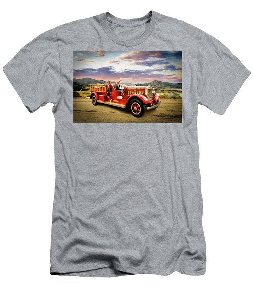 1931 Mack Ready To Roll Men's T-Shirt (Athletic Fit)
