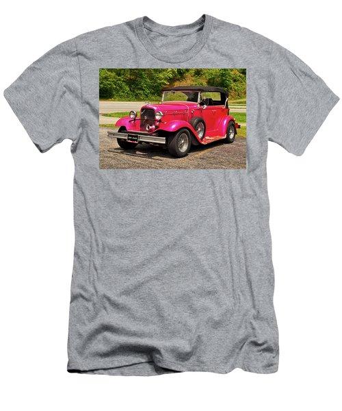 1932 Street Rod 001 Men's T-Shirt (Slim Fit) by George Bostian